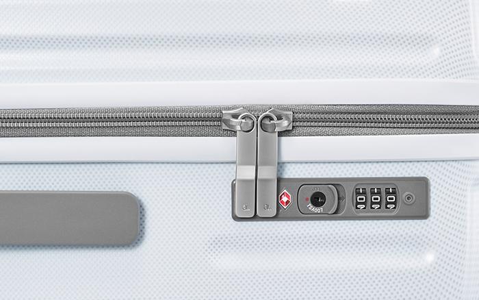Instructions for TSA Lock Official ace Site [Bag Brands