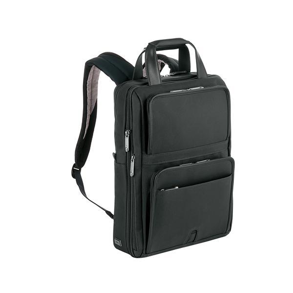 +鞄を持ち歩く際の振動により発電し、発光する慣性発電LEDライトを搭載。暗い夜道での安全をサポートします。また、不必要な時は鞄から簡単に取り外しできます。